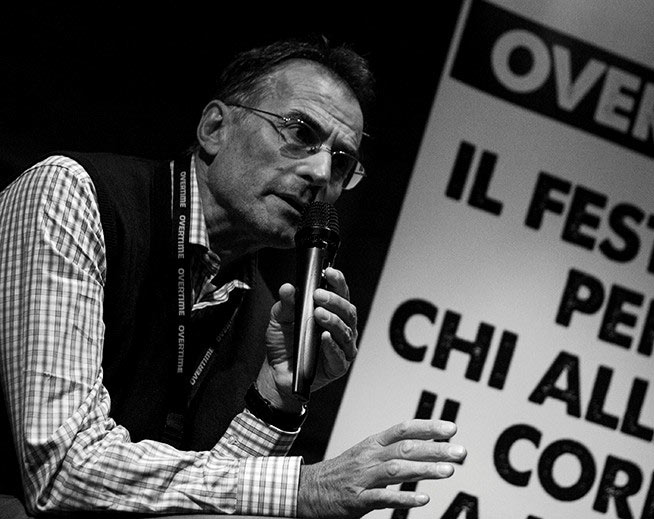 Marco Pastonesi ospite di Overtime Festival